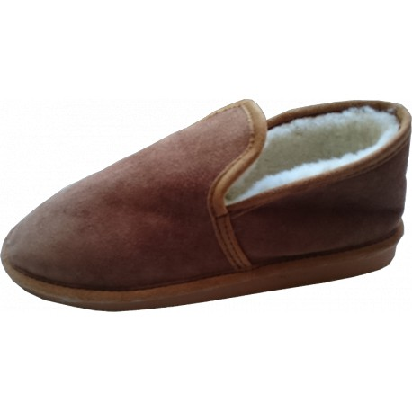 CHARENTAISE SHEEPSKIN SLIPPER