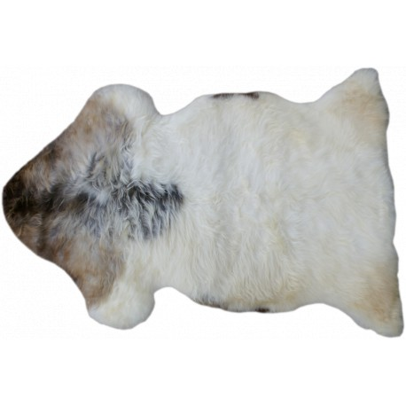 NATURAL SPOTTED SHEEPSKIN