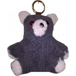 BEAR CUB KEY RING