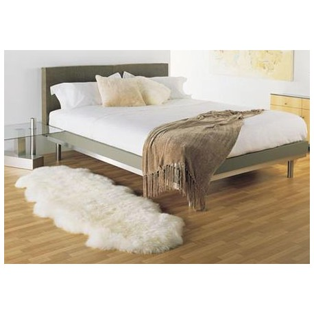 SHEEPSKIN MERINOS Natural White