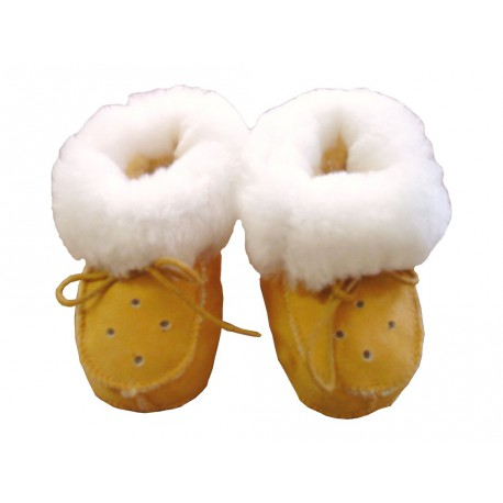 MOUTON BABY SLIPPERS